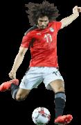 Mohamed Elneny football render