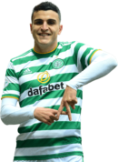 Mohamed Elyounoussi football render