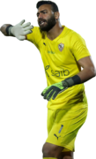 "Mohamed ""Gabaski"" Abougabal football render"