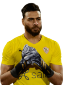 """Mohamed """"Gabaski"""" Abougabal football render"""