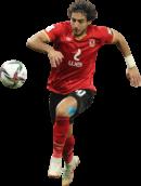 Mohamed Hany football render
