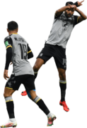 Mohamed Magdy Afsha & Hussein El Shahat football render