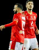 Mohamed Magdy Afsha & Mohamed Sherif football render