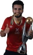 Mohamed Mahmoud football render