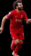 Mohamed Salah football render