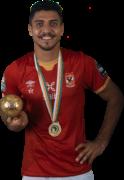 Mohamed Sherif football render
