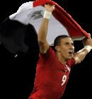 Mohamed Zidan football render