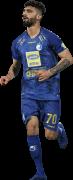 Mohammad Daneshgar football render