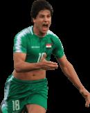 Mohanad Ali football render