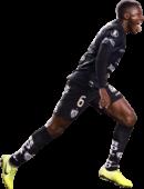 Moisés Caicedo football render
