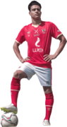 Mostafa El Badry football render