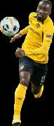 Moumi Ngamaleu football render