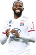 Moussa Dembélé football render