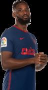Moussa Dembélé football render