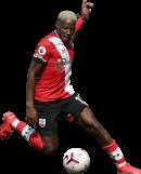Moussa Djenepo football render