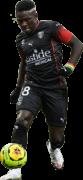 Moussa Koné football render