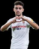 Munir El Haddadi football render
