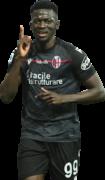 Musa Barrow football render