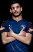 Nabil Emad football render