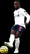 Naby Keita football render