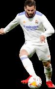 Nacho Fernandez football render