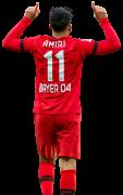 Nadiem Amiri football render