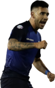 Nahuel Bustos football render