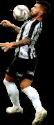 Nathan Allan de Souza football render