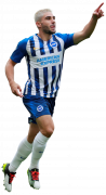 Neal Maupay football render