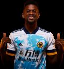 Nelson Semedo football render