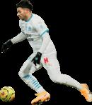 Nemanja Radonjic football render