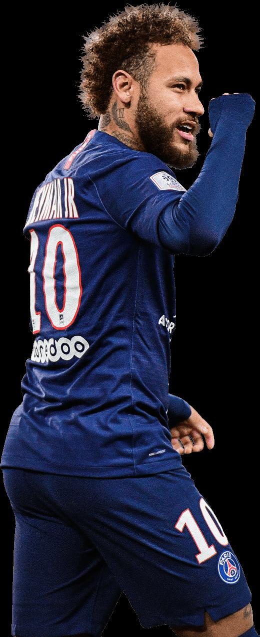 Neymar football render - 63827 - FootyRenders