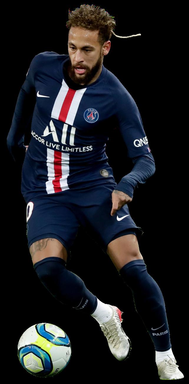 Neymar football render - 65843 - FootyRenders