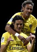 Edinson Cavani & Neymar
