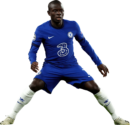 N'Golo Kanté football render