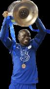 N'Golo Kanté football render