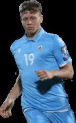 Nicola Nanni football render