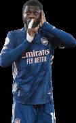 Nicolas Pepe football render