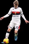 Nicolo Rovella football render