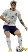 Nicolò Zaniolo football render