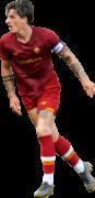 Nicolo Zaniolo football render