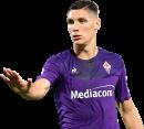 Nikola Milenkovic football render