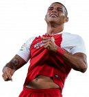 Diego Carlos football render