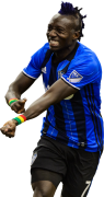 Dominic Oduro football render