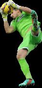 Oier Olazabal football render