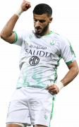 Omar Al Somah football render