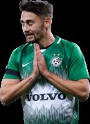 Omer Atzili football render