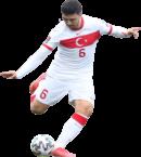 Ozan Tufan football render