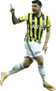 Ozan Tufan football render