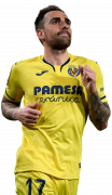 Paco Alcacer football render